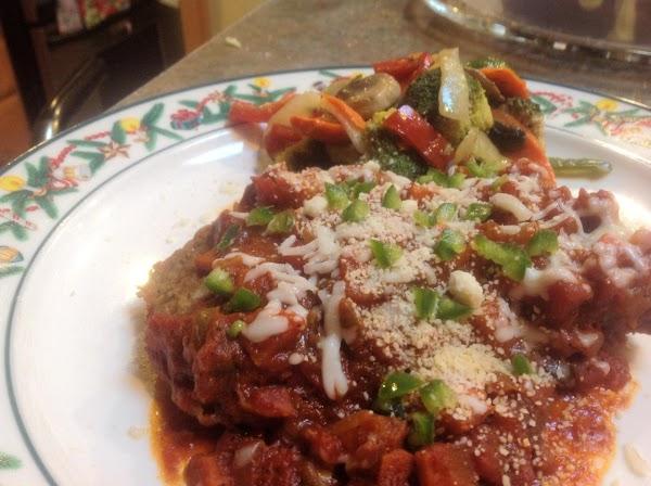 Vegetable Sauce For Meat Loaf Recipe