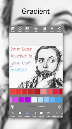 Add Text on Photo screenshot 3