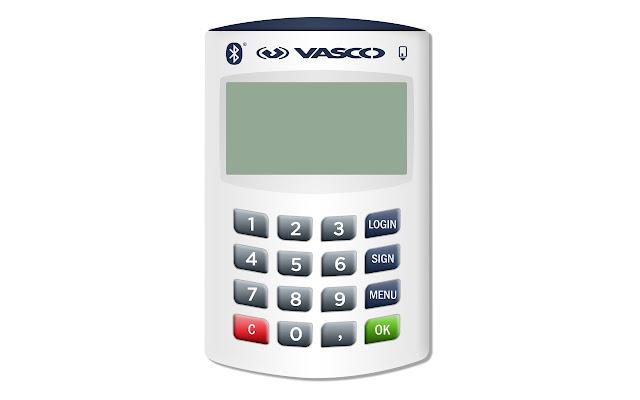 VASCO Smart Card Reader Extension