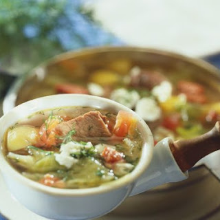 Hearty Lamb Soup