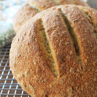 Artisan Pumpkin Seed Bread Recipe