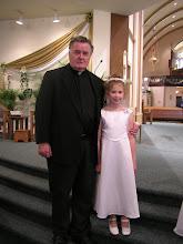 Photo: Sarah Naughton First Communion 2005