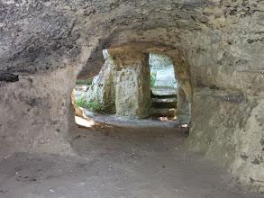 Photo: Vue sur l'entrée.