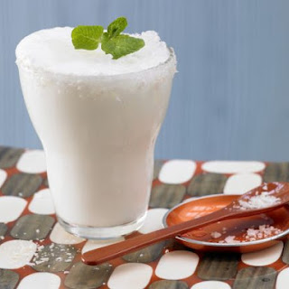 Refreshing Buttermilk Drink.