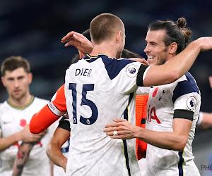 Quand Tottenham a fait installer des terrains de golf pour...Gareth Bale