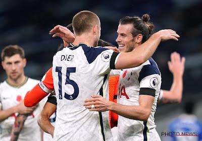 Épanoui à Tottenham, Gareth Bale lance une pique au Real Madrid