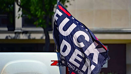 Town Drops Obscenity Case Against New Jersey Homeowner for 'Fuck Biden' Signs