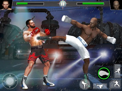 Kickboxing Fighting Games: Punch Boxing Champions 10