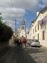 Photo: Vers l'église St Germain l'Auxerrois de Chatenay