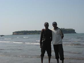 Photo: Me and Kiran