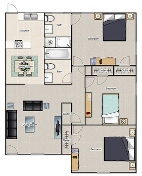 Go to The McIntosh Floorplan page.