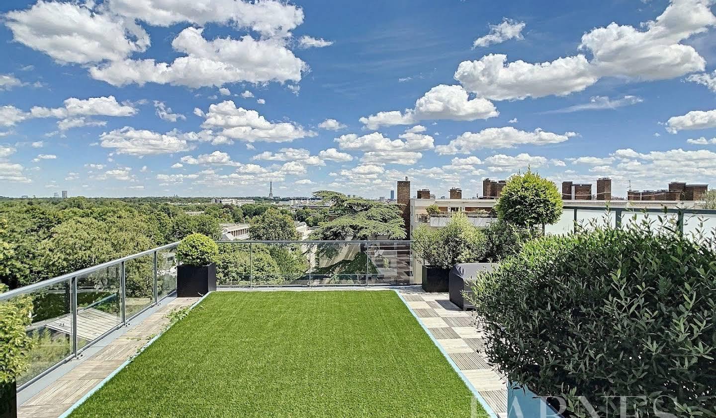 Appartement avec terrasse Saint-Cloud