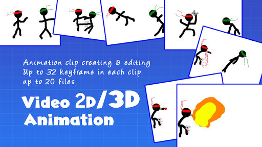 3D Animation Maker – Draw Cartoon With Music for PC