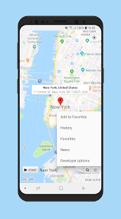App Location Changer (Fake GPS Location) APK for Windows Phone