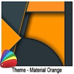 Theme - Material Orange Icon