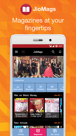 JioMags - Premium Magazines 1.1.5 screenshot 615012