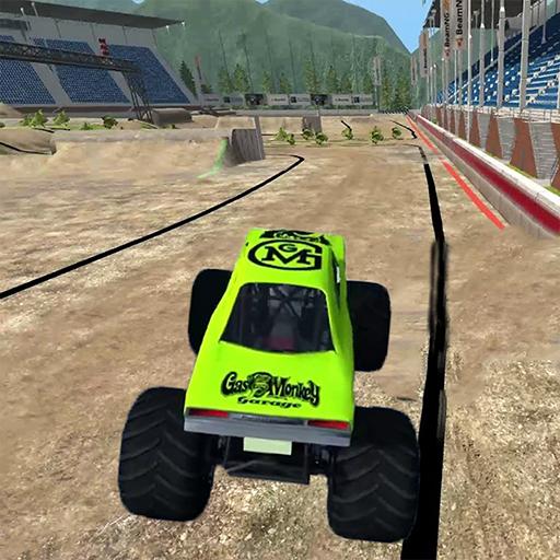 Blazing Monster Truck Racing Applications Sur Google Play