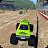 Blazing Monster Truck Racing