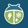 Weather Widget by WeatherBug: Alerts & Forecast icon