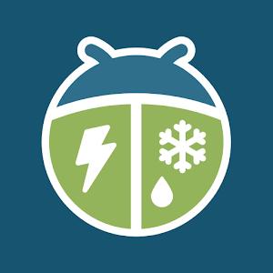WeatherBug widget