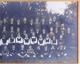 Photo: Diss Secondary School - Boarders at Uplands - 4/4 (Courtesy of Richard Budds)
