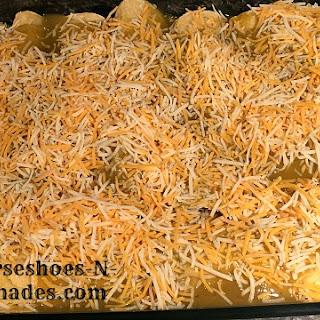 30 Minute Chicken Enchiladas