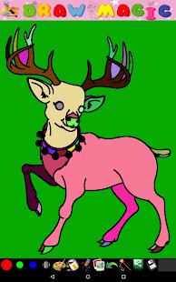 Coloring for Kid - Christmas - screenshot thumbnail