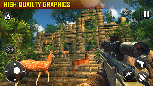 Gun Animal Shooting: Animals Shooting Game painmod.com screenshots 20