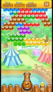 Bubble Shooter - 4 Seasons- screenshot thumbnail