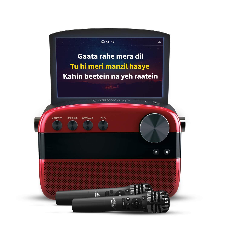 Saregama Carvaan Karaoke System