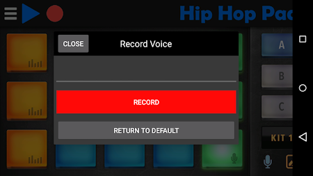 Hip Hop Pads 3.1 screenshot 155205