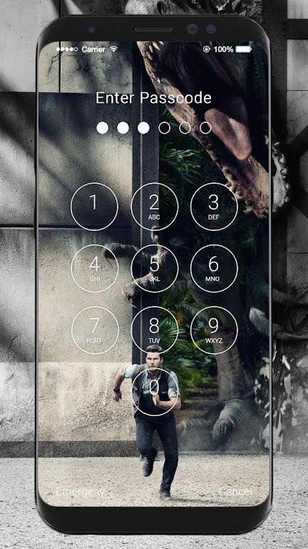Descargar Jurassic World Hd Wallpapers Lock Screen By Girls