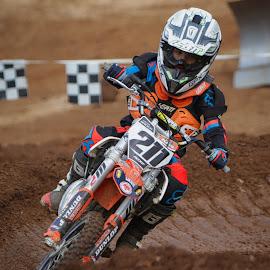 by Jim Jones - Sports & Fitness Motorsports ( motorcycle, motorsport, motorbike, racing, racer, motocross, motorcycles, moto )