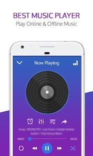 Tube MP3 Music Player - Free MP3 Music Player - náhled