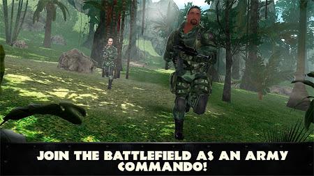 Jungle Commando 3D: Shooter 1.5 screenshot 640972