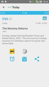 TV Guide UK free 4