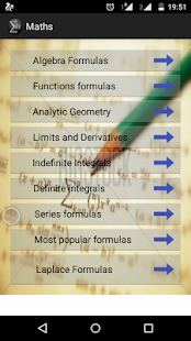FormulaHub screenshot