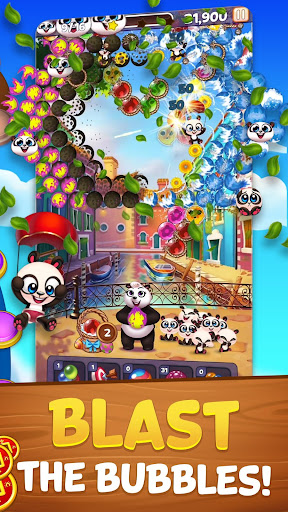 Bubble Shooter: Panda Pop! screenshot 24