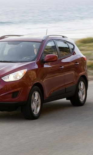Wallpapers Hyundai Tucson