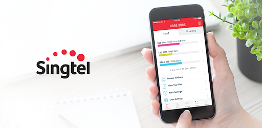 My Singtel – Apps on Google Play