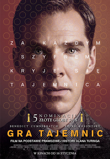 Polski plakat filmu 'Gra Tajemnic'