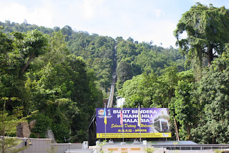 Photo: Year 2 Day 109 - Penang Hill Funicular