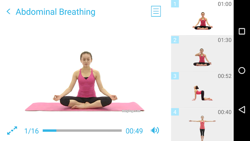 Lung Detox Sequence