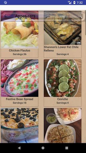 Mexican Recipes ~ Easy Casserole, Vegan Recipes 2.0 screenshots 2