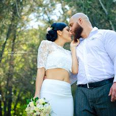 Wedding photographer Kseniya Krestyaninova (mysja). Photo of 18.09.2016