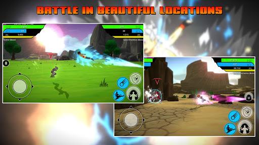The Final Power Level Warrior (RPG) 1.2.7p2 screenshots 12