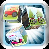 Pepa Vehicle Puzzles