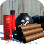 Firecrackers, Bombs and Explosions Simulator Icon