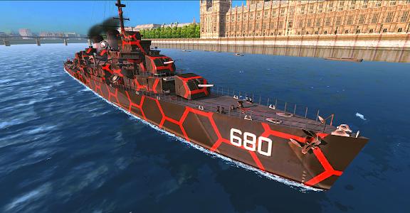 Battle of Warships: Naval Blitz 1.72.12
