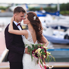 Wedding photographer Ekaterina Kamyanskaya (katekamyanskaya). Photo of 04.09.2017